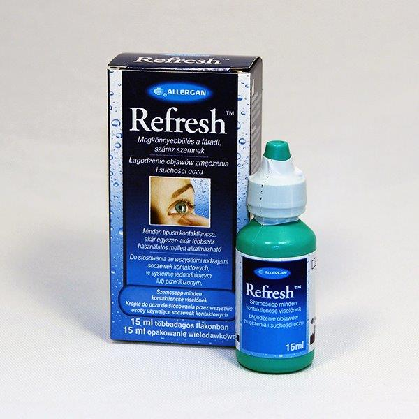 Refresh szemcsepp 15 ml